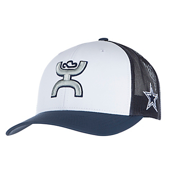 Dallas Cowboys Hooey Mens Sunstone Adjustable Cap