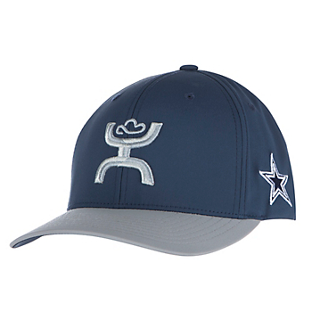 Dallas Cowboys Hooey Mens Nephrite Adjustable Cap