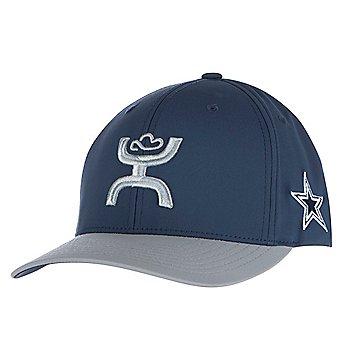 Dallas Cowboys Hooey Mens Nephrite Adjustable Hat