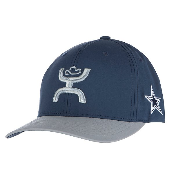Dallas Cowboys Hooey Mens Nephrite Adjustable Hat