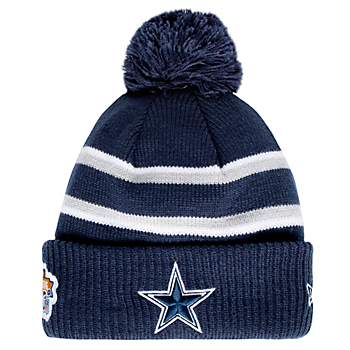 Dallas Cowboys New Era Mens NFL 100 Thanksgiving Knit Hat