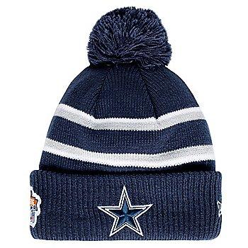 Dallas Cowboys New Era Mens NFL 100 Thanksgiving Knit Hat
