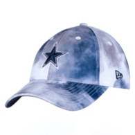 Dallas Cowboys New Era Womens Color Disturbance 9Twenty Cap