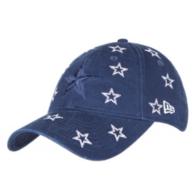 Dallas Cowboys New Era Womens Logo Scatter 9Twenty Cap