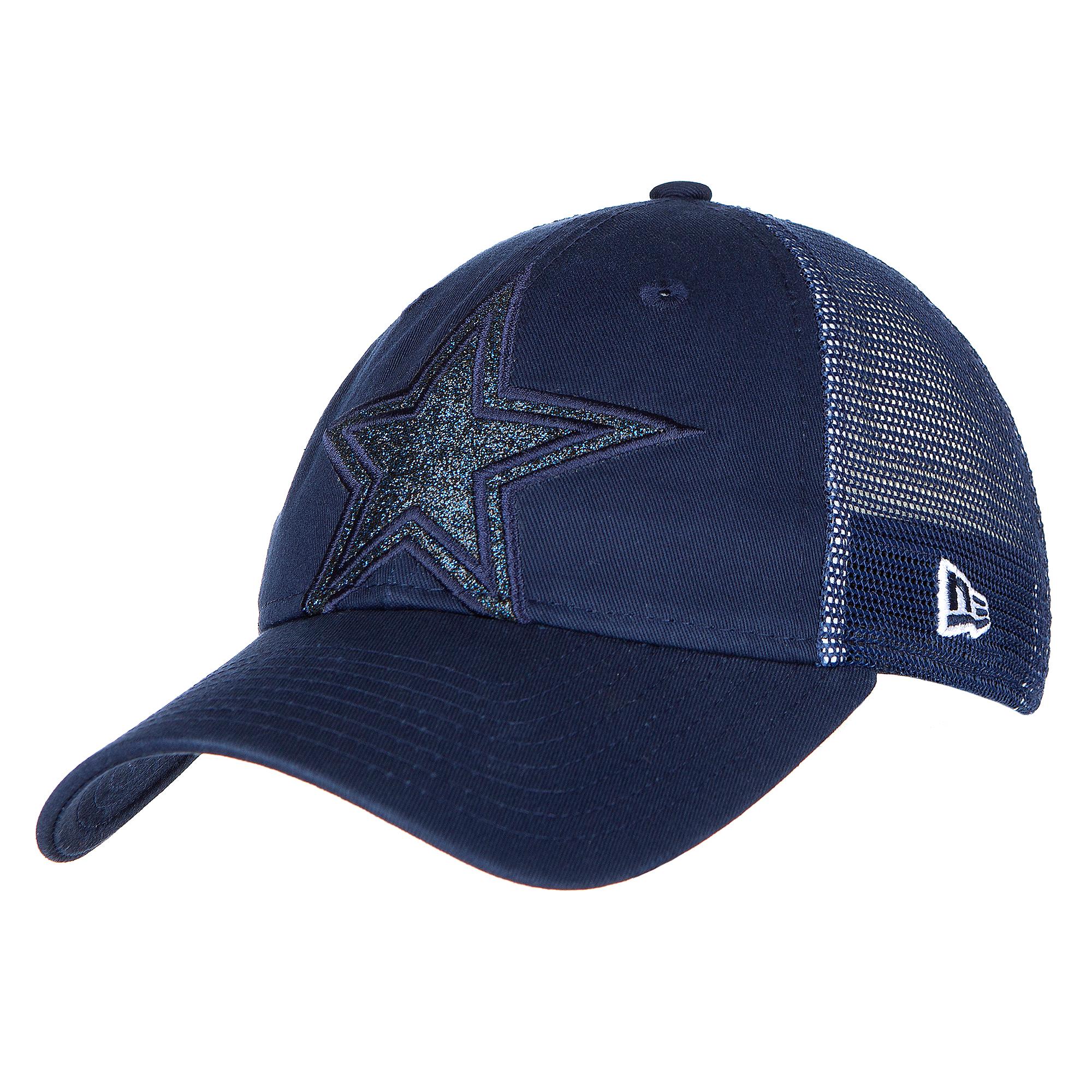 Dallas Cowboys New Era Womens Shined Up 9Twenty Cap