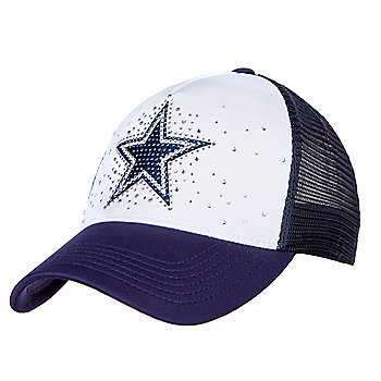 Dallas Cowboys Womens Cheer Snapback Hat
