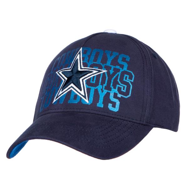 Dallas Cowboys Womens Triple Play Snapback Hat