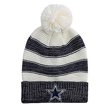 Dallas Cowboys Womens Sterling Knit Hat
