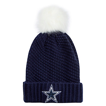 Dallas Cowboys Womens Swerve Knit Hat