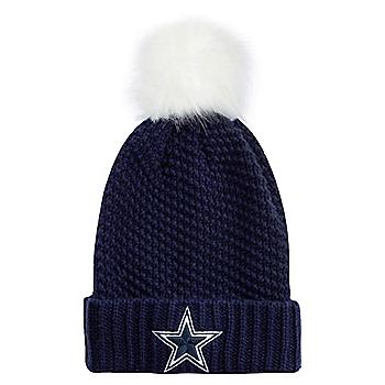 Dallas Cowboys Womens Swerve Knit Hat