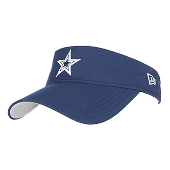 afcae525062 Dallas Cowboys New Era Womens Team Glisten Visor