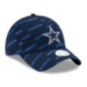 Dallas Cowboys New Era Womens Worded 9Twenty Hat