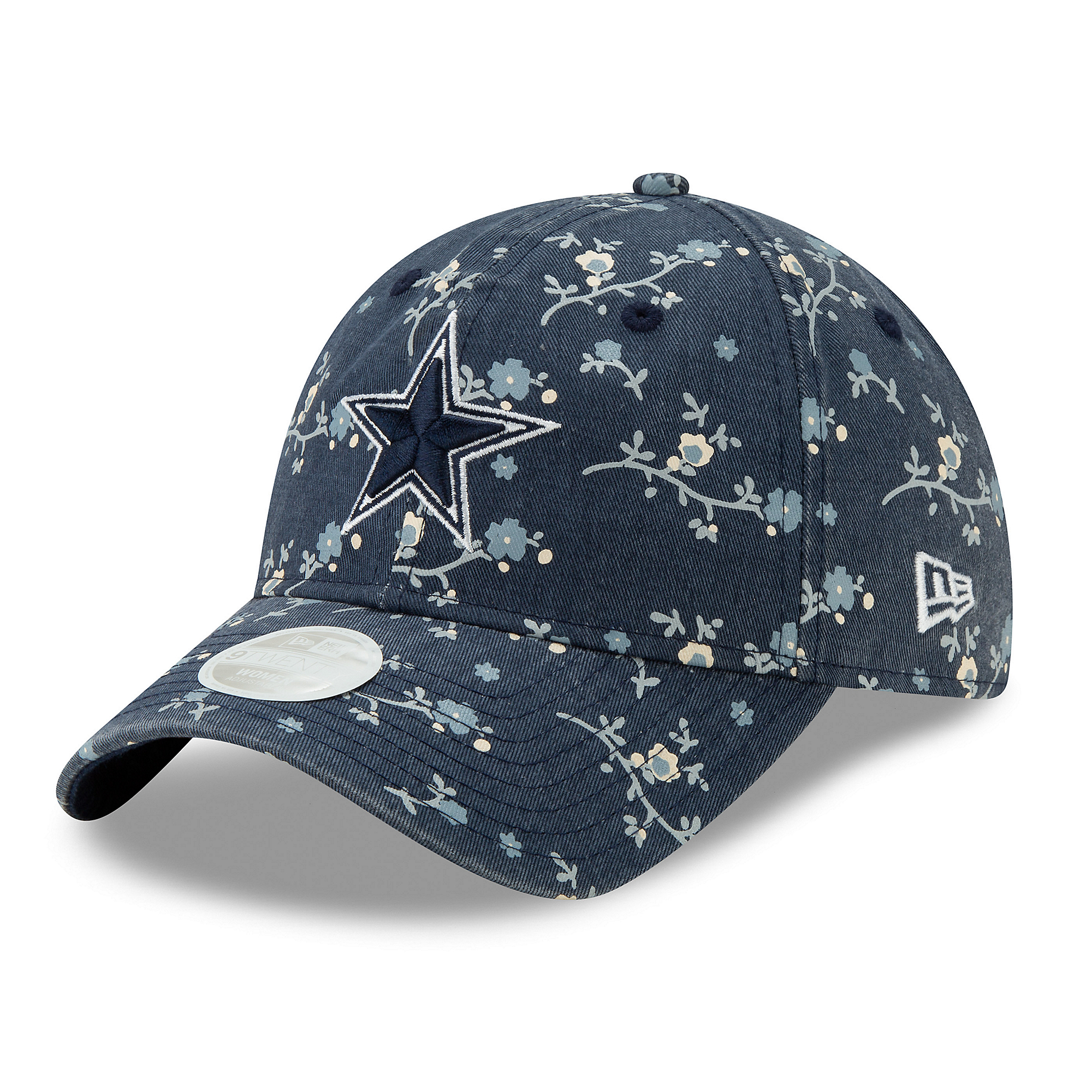 Dallas Cowboys New Era Womens Blossom 9Twenty Cap