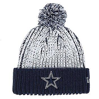 Dallas Cowboys New Era Womens Sporty Knit Hat