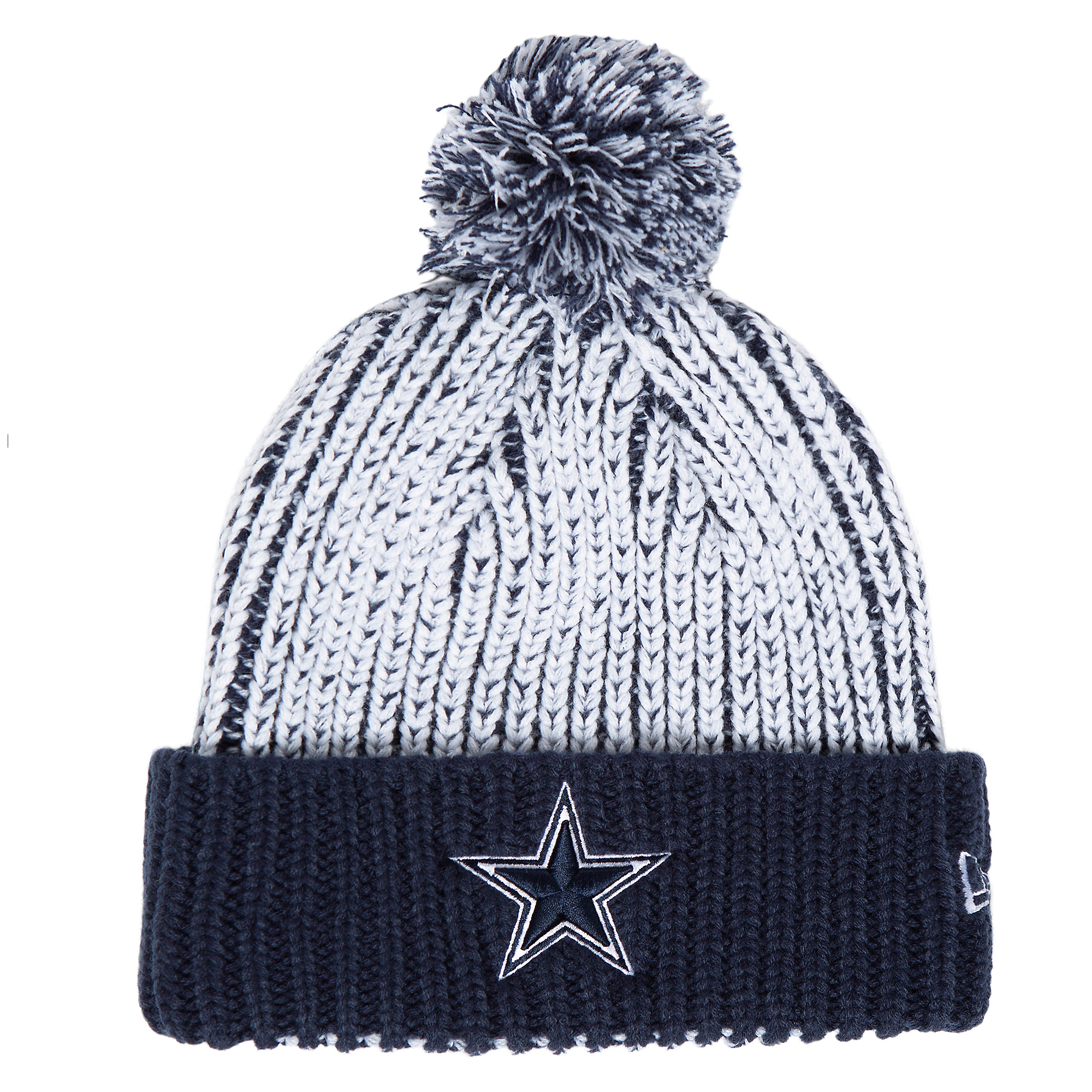 Dallas Cowboys New Era Womens Sporty Knit Hat