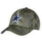 Dallas Cowboys Womens Cammy Snapback Cap