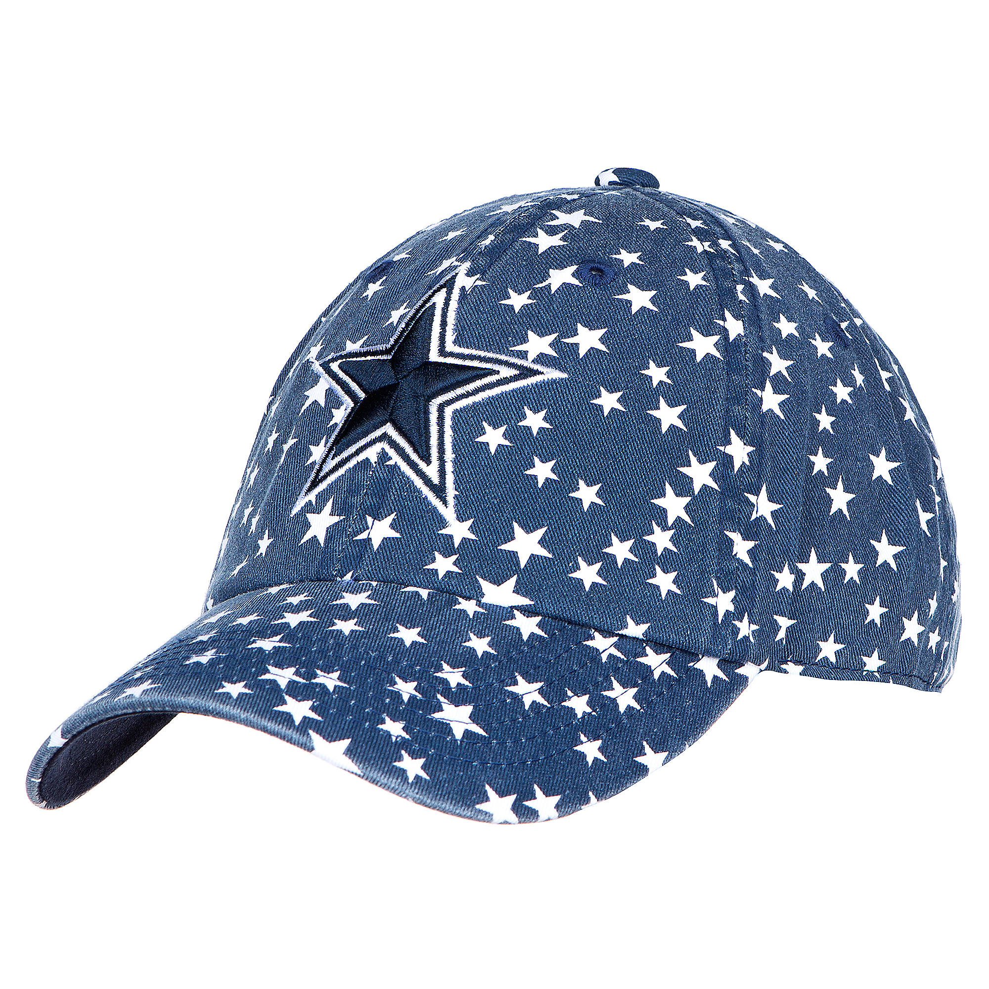 Dallas Cowboys Womens Cassiopeia Adjustable Hat