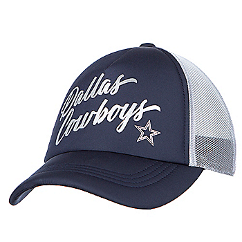 Dallas Cowboys Womens Fiona Snapback Cap