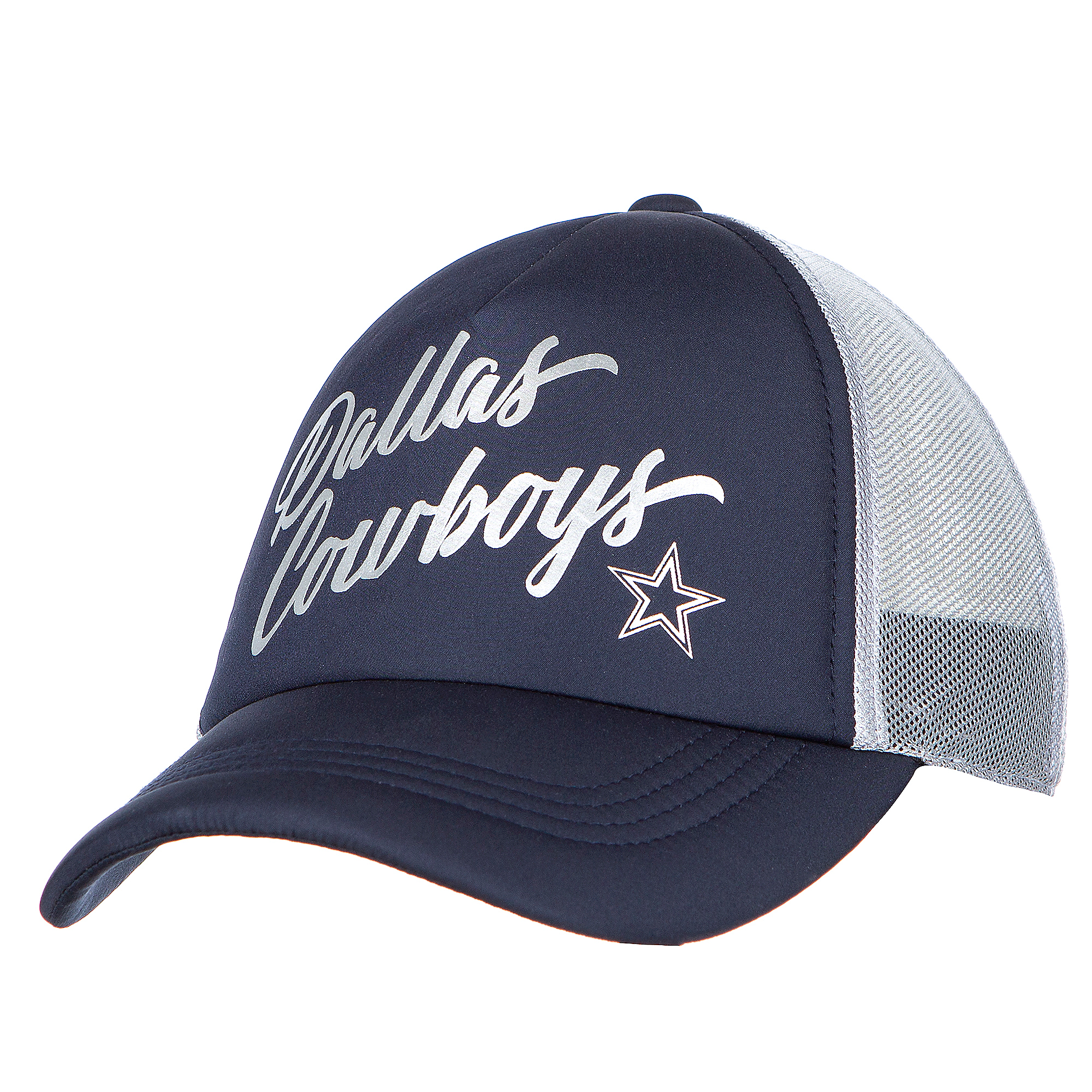 Dallas Cowboys Womens Fiona Snapback Cap