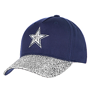 Dallas Cowboys Womens Roxy Adjustable Cap