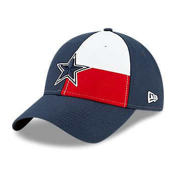 Dallas Cowboys New Era 2019 Draft Womens Spotlight 9Twenty Hat