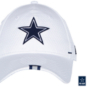 Dallas Cowboys New Era Womens White Training 9Twenty Hat