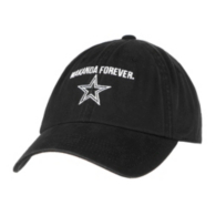 Dallas Cowboys MARVEL Womens Black Panther Wakanda Forever Cap