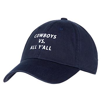 Dallas Cowboys Womens Texas Twang Adjustable Cap
