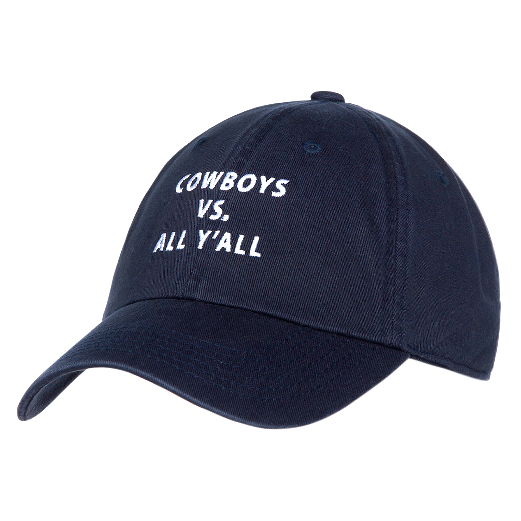 Dallas Cowboys Womens Texas Twang Adjustable Cap