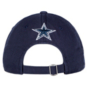 Dallas Cowboys Womens Sweep Adjustable Cap