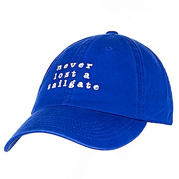 Dallas Cowboys Womens Never Lost Snapback Hat