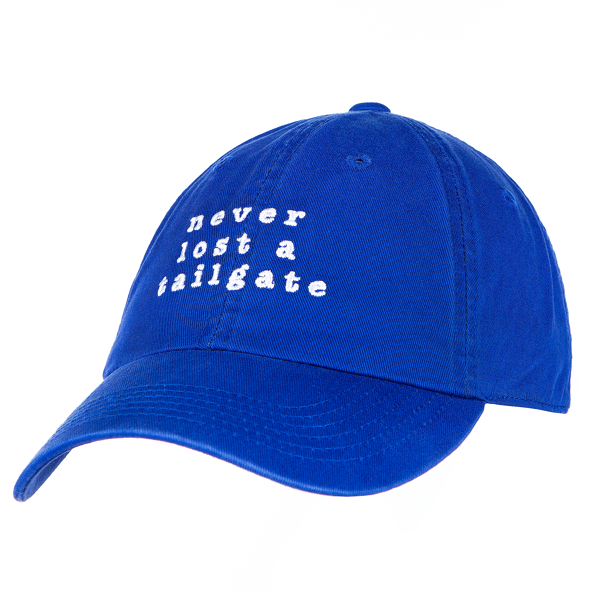 Dallas Cowboys Womens Never Lost Snapback Cap