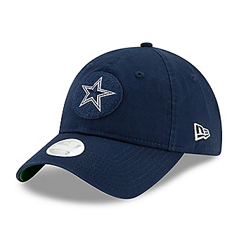 Dallas Cowboys New Era Womens 1920s Sideline 9Twenty Cap