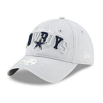 Dallas Cowboys New Era Womens 1990s Sideline 9Twenty Cap