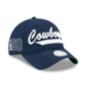 Dallas Cowboys New Era Womens Navy On-Field Sideline Home 9Twenty Cap