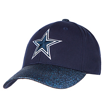 Dallas Cowboys Womens Powder Snapback Hat
