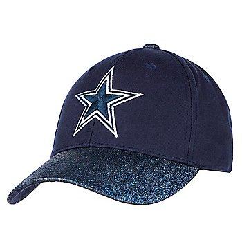 Dallas Cowboys Womens Powder Snapback Hat
