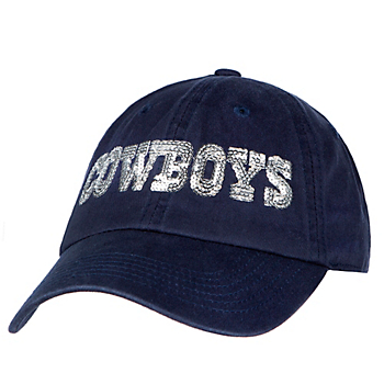 Dallas Cowboys Womens Nightingale Adjustable Hat