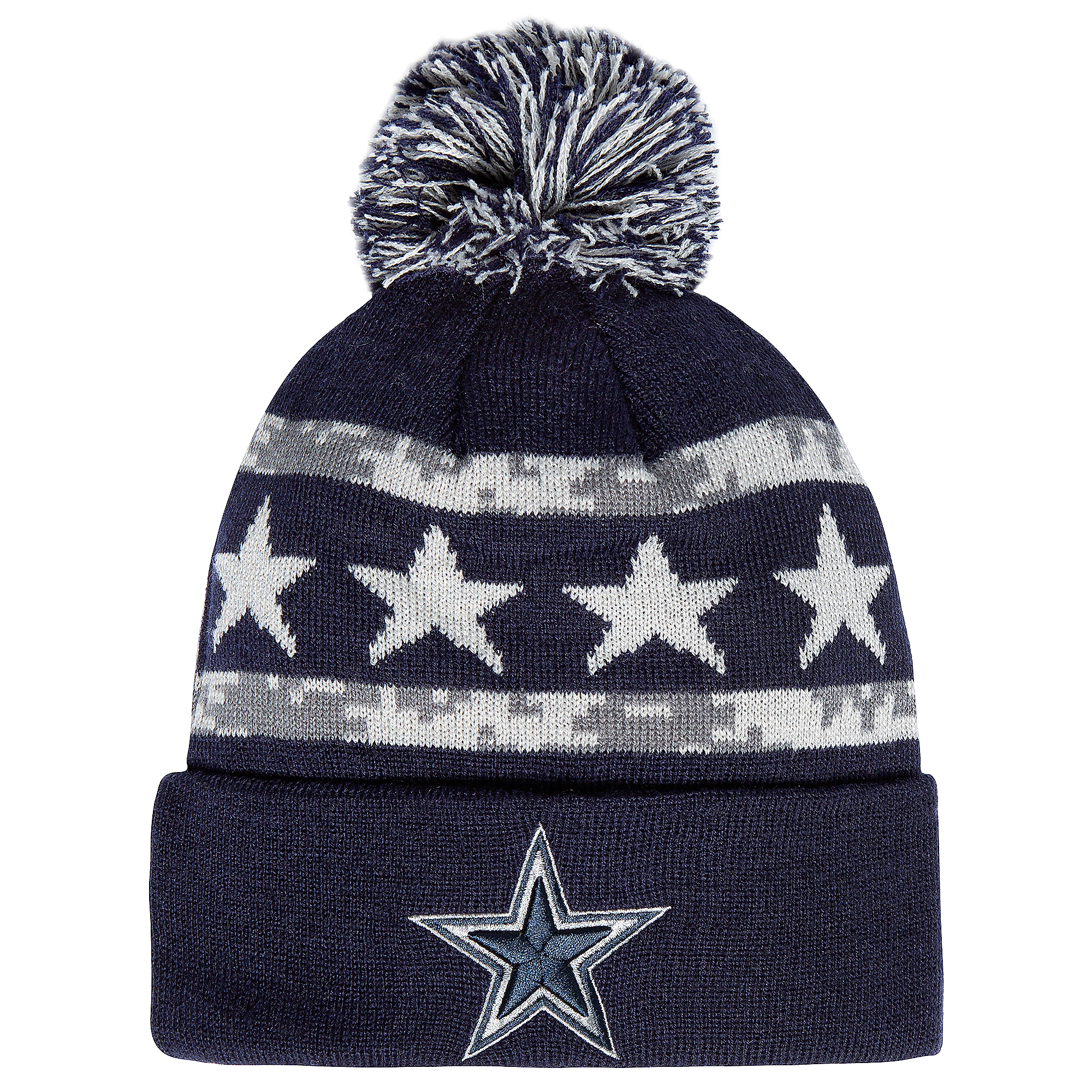 Dallas Cowboys Womens Justice Knit Hat