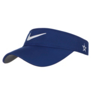 Dallas Cowboys Nike Womens Navy AeroBill Visor