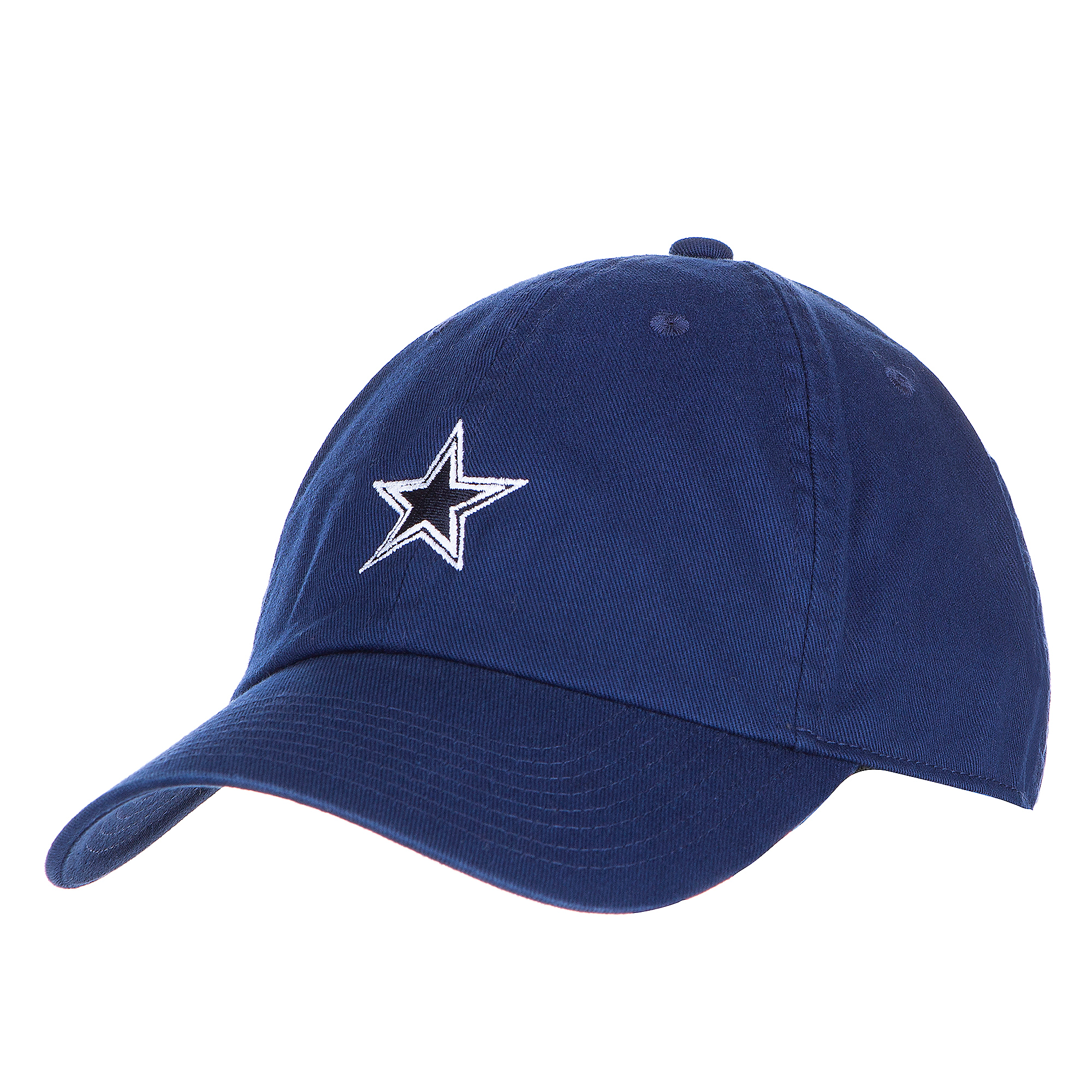 Dallas Cowboys Nike Heritage86 Womens Navy Washed Hat