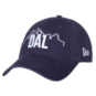 Dallas Cowboys New Era Womens Skyline 9Twenty Cap