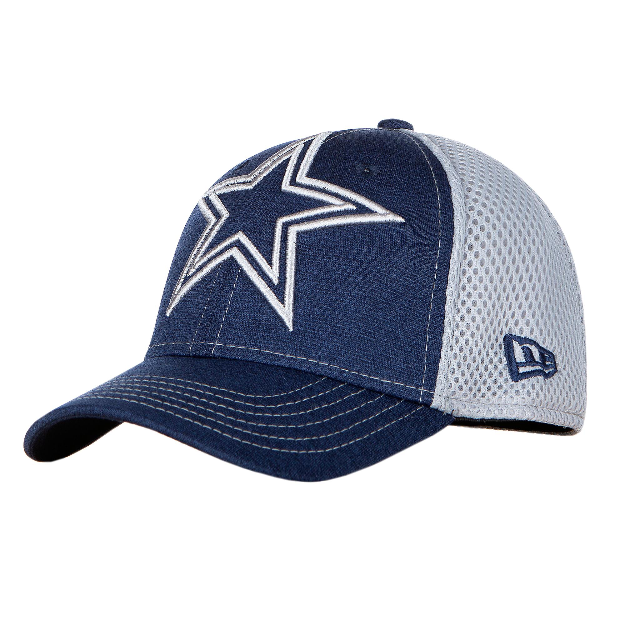 Dallas Cowboys New Era Jr Tonal Shade Neo 39Thirty Hat