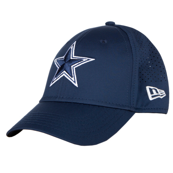 Dallas Cowboys New Era Jr Perf Play 39Thirty Hat