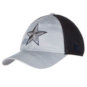 Dallas Cowboys New Era Jr Camo Front Neo 39Thirty Cap