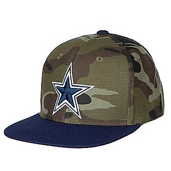 Dallas Cowboys Youth Alpha Road Snapback Cap
