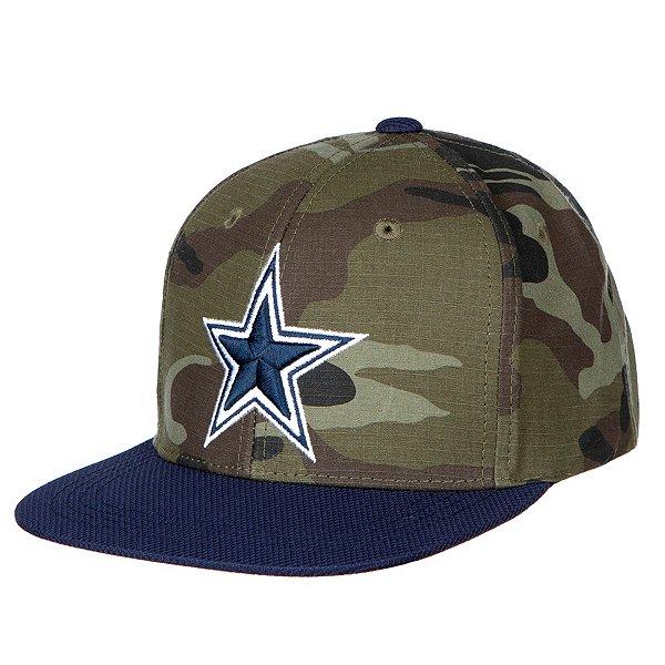 Dallas Cowboys Youth Alpha Road Snapback Hat