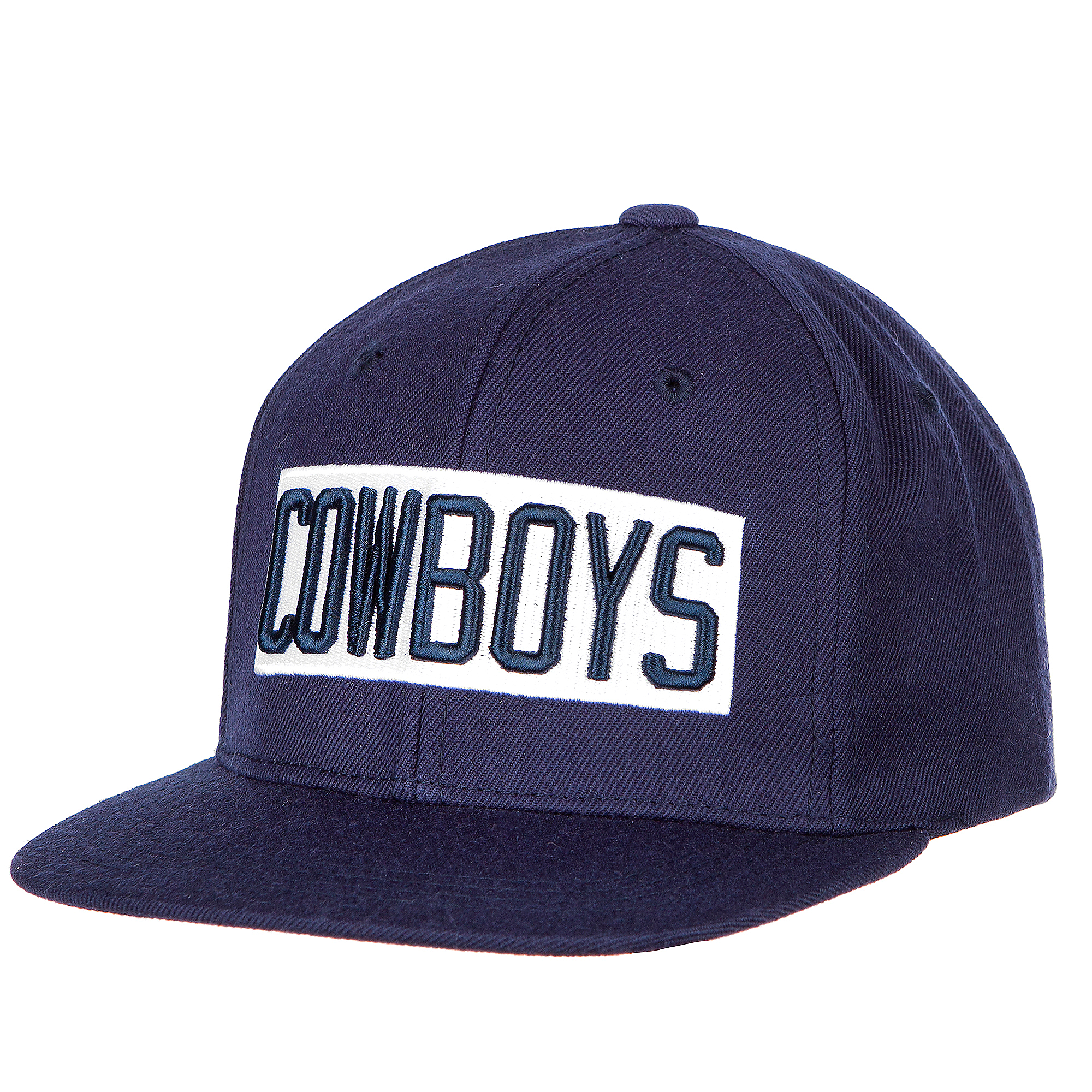 Dallas Cowboys Youth Bodin Snapback Cap