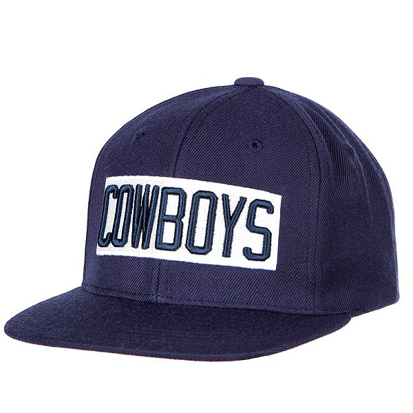 Dallas Cowboys Youth Bodin Snapback Hat
