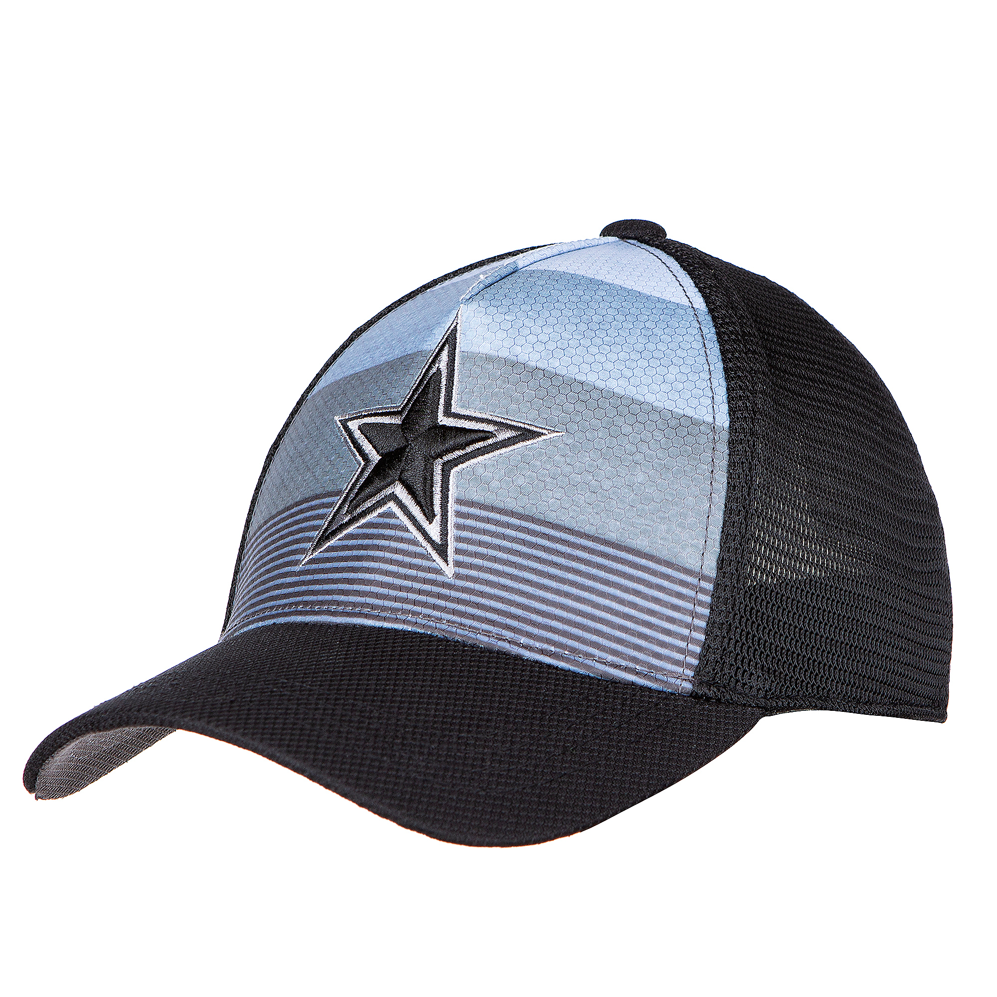 Dallas Cowboys Youth Blacktooth Flex Fit Cap